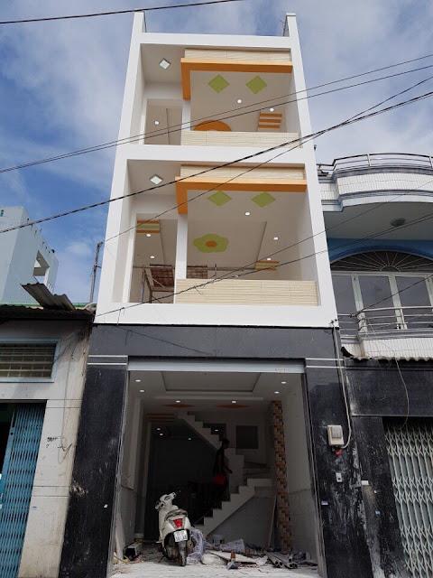 Bán nhà mặt tiền đường 16A Bình Hưng Hòa A Bình Tân 3