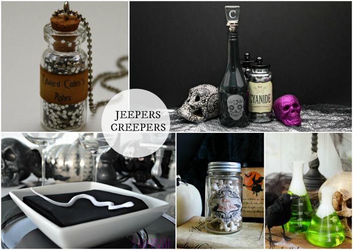 Jeepers Creepers Featured Projects on homework