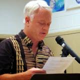 Doug Mc Leod , Energy Comssioner, speaks for the mayor