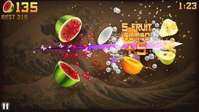 game Fruit Ninja cho Android