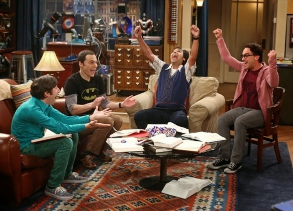 The Big Bang Theory - Temporada 8 - Crítica