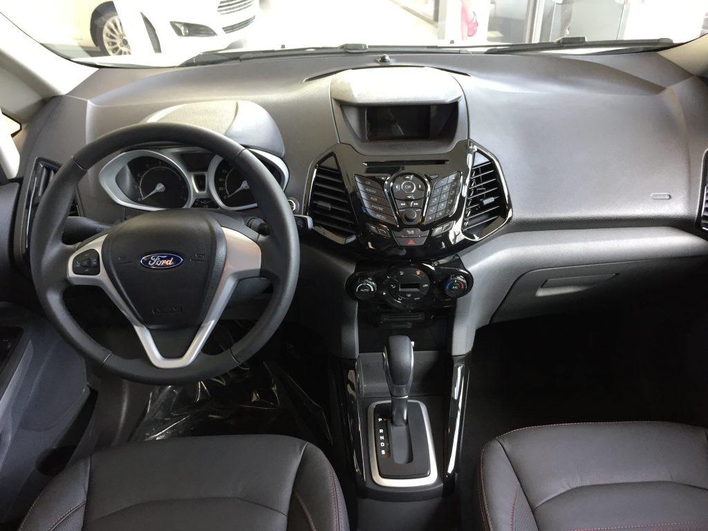 Nội thất xe ô tô Ford EcoSport 01