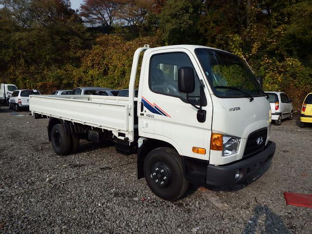 Hyundai 75s thùng lửng 4 tấn