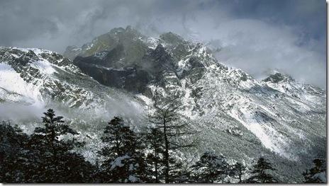 poze munti -zapada