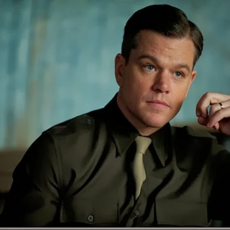 "Matt Damon on ""The Monuments Men"" and How it Feels Like An ""Oceans"" Movie"