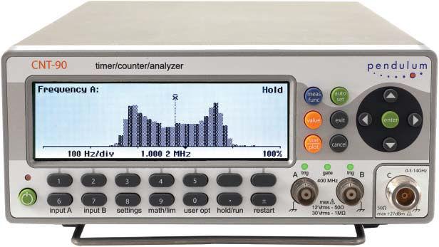 CNT-90 - Máy đếm/phân tích tần số