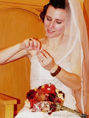The Crafty Bride
