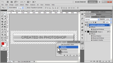 select_layer_comps_photoshop