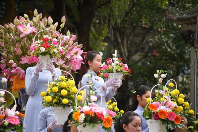 IMG 1854 Đại lễ Phật đản PL 2557 tại Tu viện Quảng Hương Già Lam