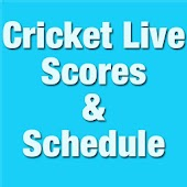 Cricket Live Score & Schedule