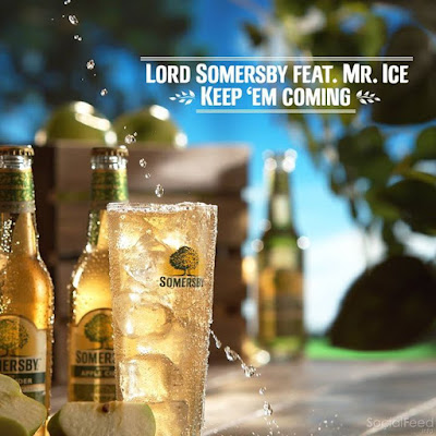 New track Get yours now Somersby tastiest