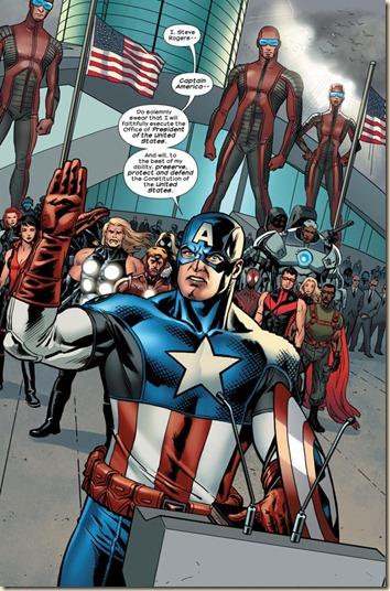 "Civilian Reader: ""I Steve Rogers… Do Solemnly Swear…"""