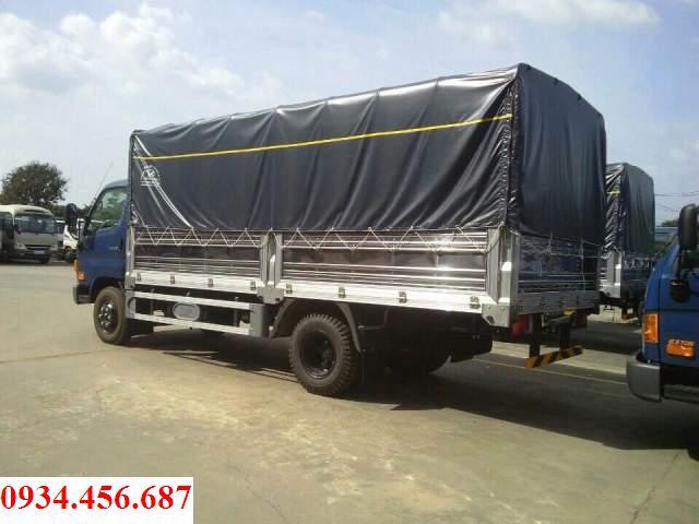 Xe tải Hyundai đã qua sử dụng