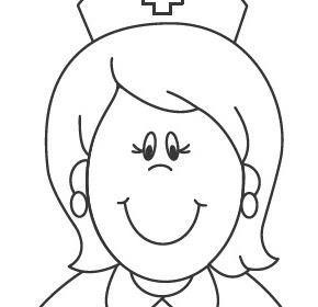 Dibujos De Enfermeras Para Colorear E Imprimir