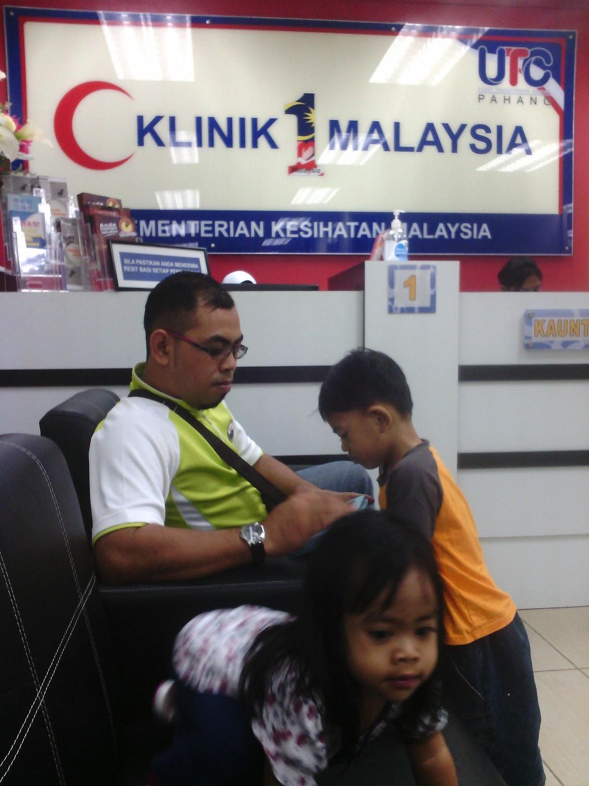 Klinik 1 Malaysia Utc Kuantan Cerita Ita