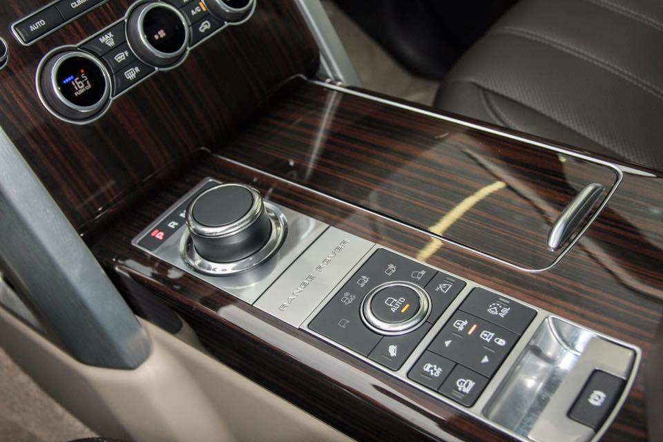 Nội thất xe Range Rover Vogue 014