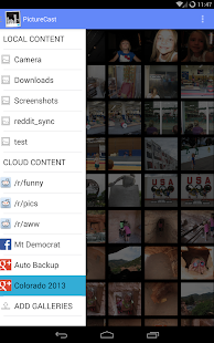 PictureCast for Chromecast- screenshot thumbnail