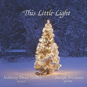 THIS LITTLE LIGHT - Holiday Music performed by Anthony Dean Griffey and Joseph Pecoraro