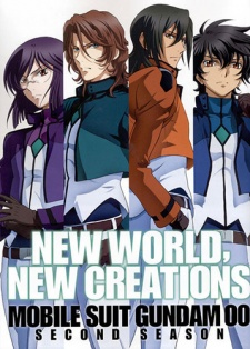 Mobile Suit Gundam 00 SS2 - Kidou Senshi Gundam 00 2nd Season, Mobile Suit Gundam 00 2nd Season, Gundam 00 SS2 VietSUb