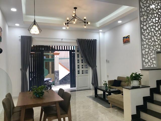 Bán nhà hẻm 2 sẹc Đường Lê Văn Sỹ Quận Phú Nhuận 03