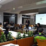 エドアルド副領事よりブラジルの歴史や日本への移住の状況について講義がありました。