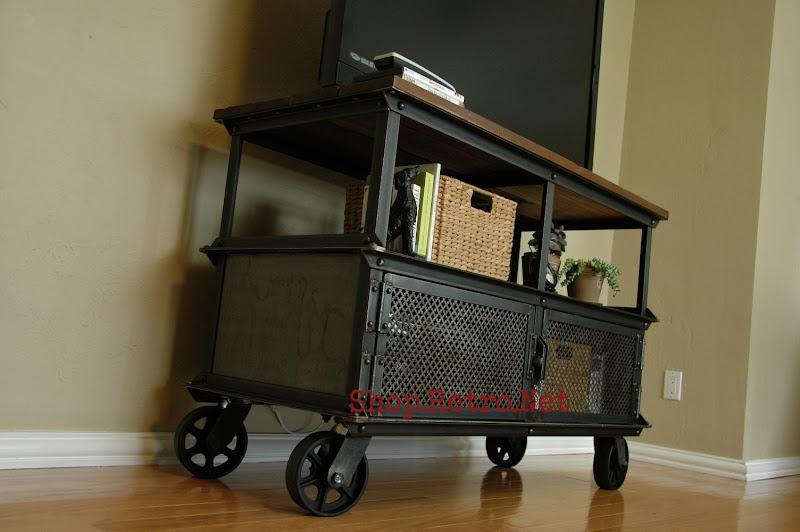 Terrific Antique Casters Vintage Industrial Furniture Download Free Architecture Designs Embacsunscenecom