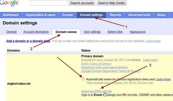 domain-setting-domain-names