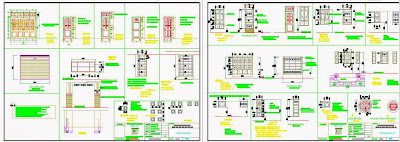 door autocad file free
