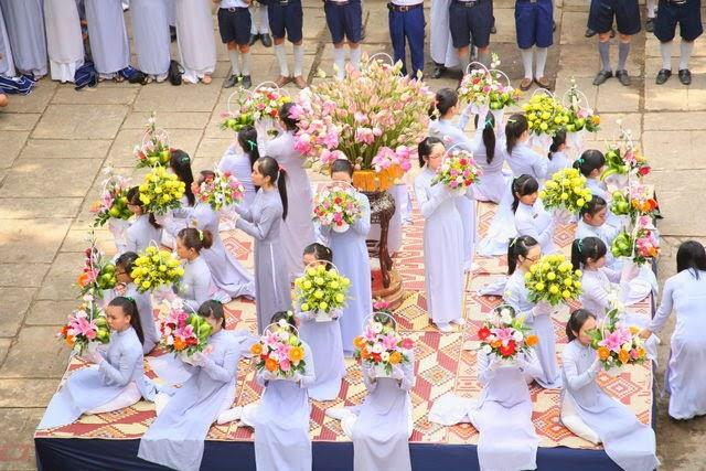 IMG 1820 Đại lễ Phật đản PL 2557 tại Tu viện Quảng Hương Già Lam