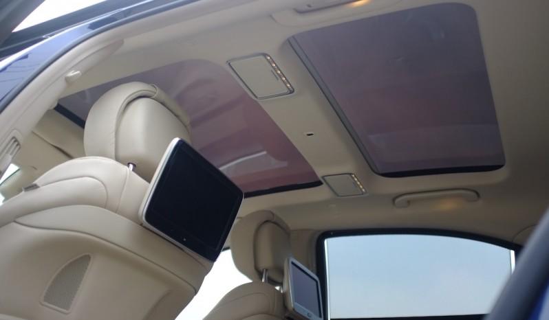 Nội thất xe Mercedes Benz S400 cũ 2015 04