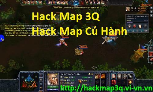 Hack Map 3Q - Hack Map 2D 3D Hack Dame Boss Củ Hành Mới