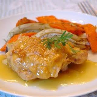 Chicken Breast Orange Juice Recipes.