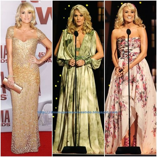 Carrie Underwood 45th Annual CMA Awards (11)