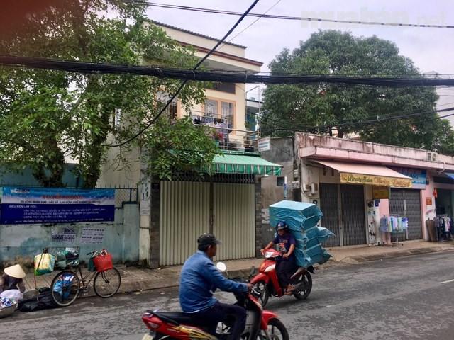 Bán nhà mặt tiền đường Lê Liễu Quận Tân Phú - nhà 2 Mặt Tiền Lê Liễu, dt 4,04x15, hướng Đông Nam 1