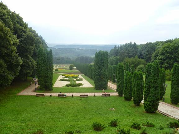 Jardins de Kislovodsk (Kraï de Stavropol), 18 août 2014. Photo : J. Marquet