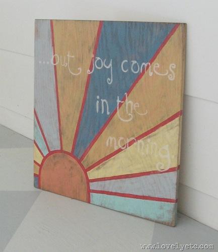 joy sign 2