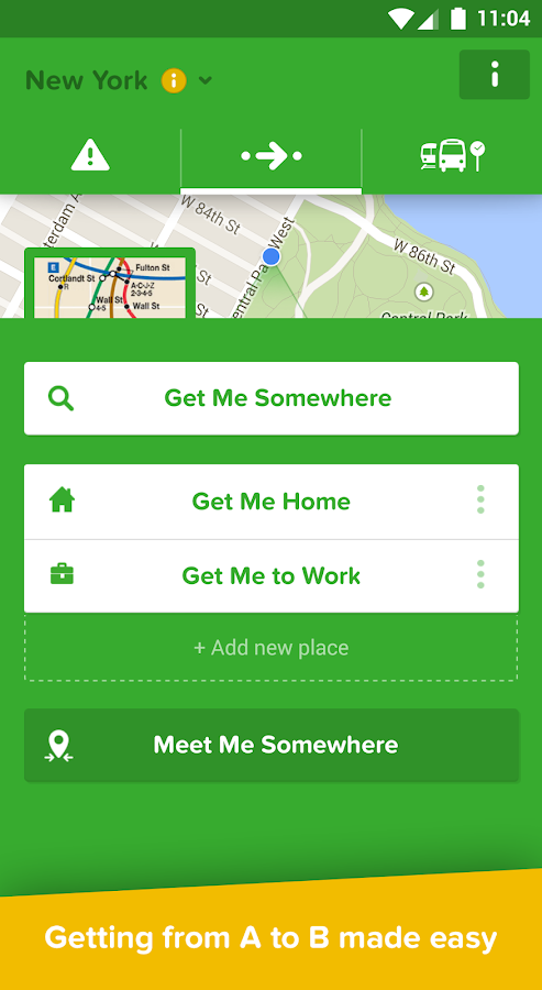 Citymapper - Real Time Transit - screenshot