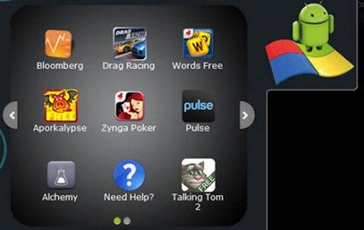 Aplicaciones Android en Windows