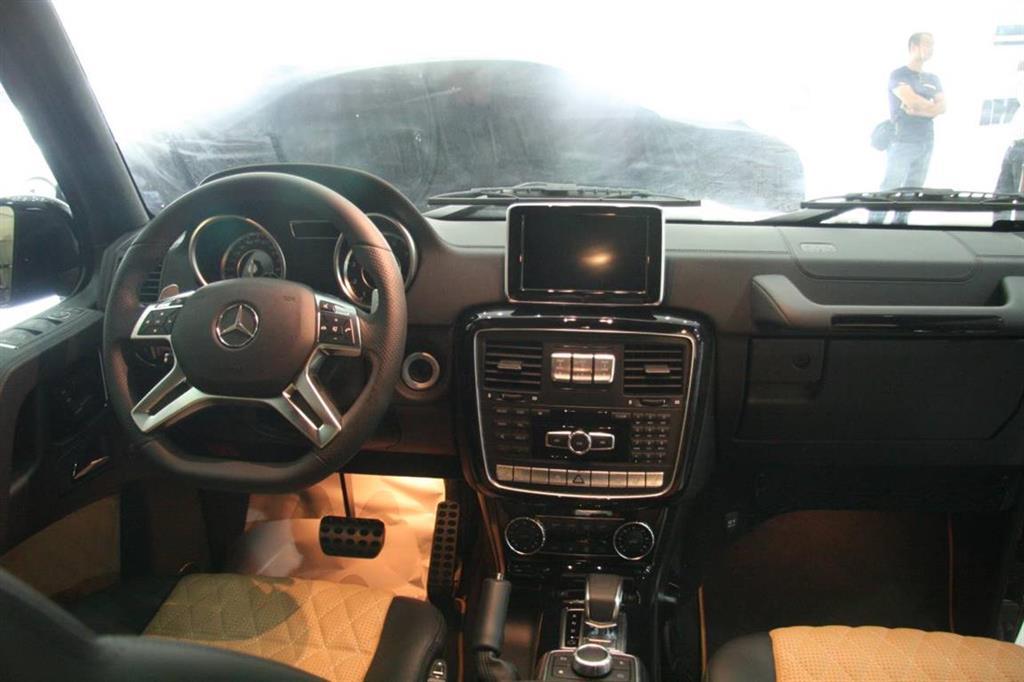 Xe Mercedes Benz G63 AMG 7