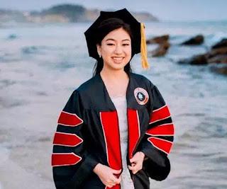 Nữ sinh gốc Việt 19 tuổi tốt nghiệp tiến sĩ dược tại Mỹ