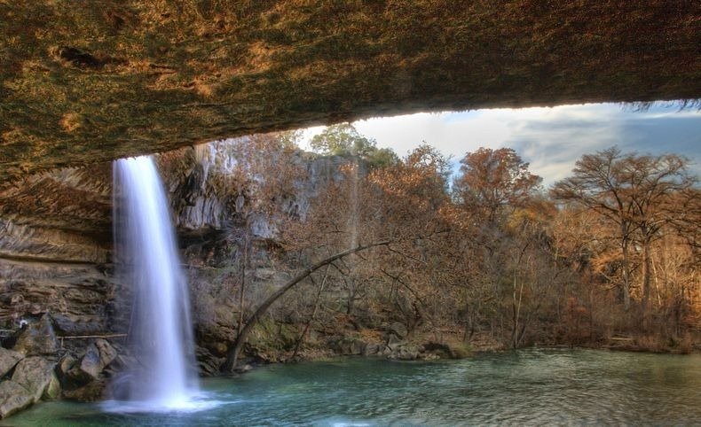 Beauty Of Nature-Hamilton Pool Preserve 6