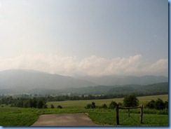 0115 Great Smoky Mountain National Park  - Tennessee - Cades Cove Scenic Loop