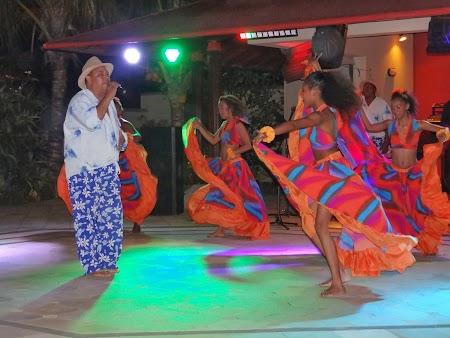 Dans sega din Mauritius
