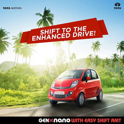 With the Sports mode in the GenX Nano Easy Shift Automated Manual