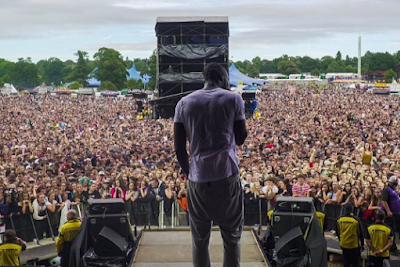 V Festival 2016 thank you to everyone that came out last minute
