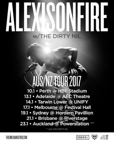 Were coming to AUSTRALIA NEW ZEALAND Tickets go onsale next Mon Aug