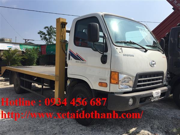 xe cho may cong trinh hyundai hd800