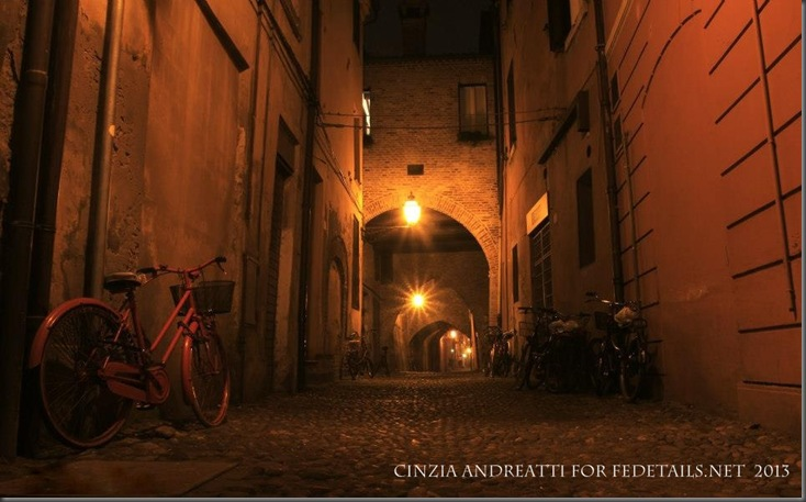 Cinzia Andreatti for Fedetails.net, Via delle Volte, Photo 3, Ferrara, Emilia Romagna, Italy - Property and Copyrights of Cinzia Andreatti