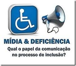 Seminário Mídia & Deficiência