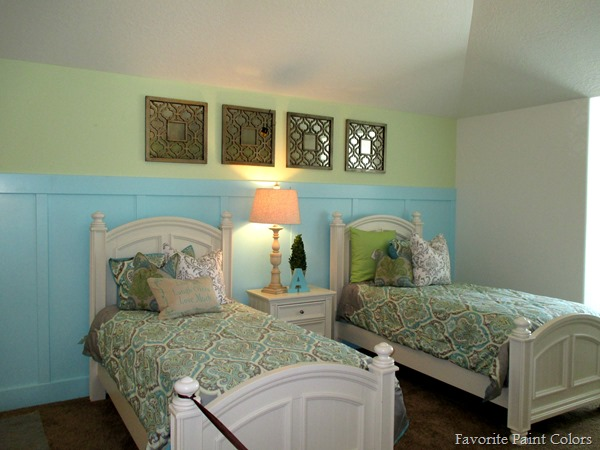 Bedroom Paint Colors {ideas For Kids Bedrooms}